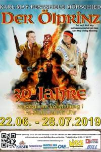 """DVD Saison 2019 """"Der Ölprinz"""""""