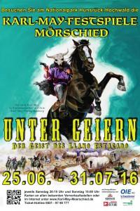 """DVD Saison 2016 """"Unter Geiern"""""""