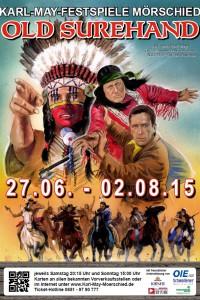 """DVD Saison 2015 """"Old Surehand"""""""