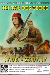 "DVD Saison 2017 ""Im Tal Des Todes"""