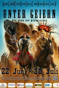 """DVD Saison 2013 """"Unter Geiern"""""""