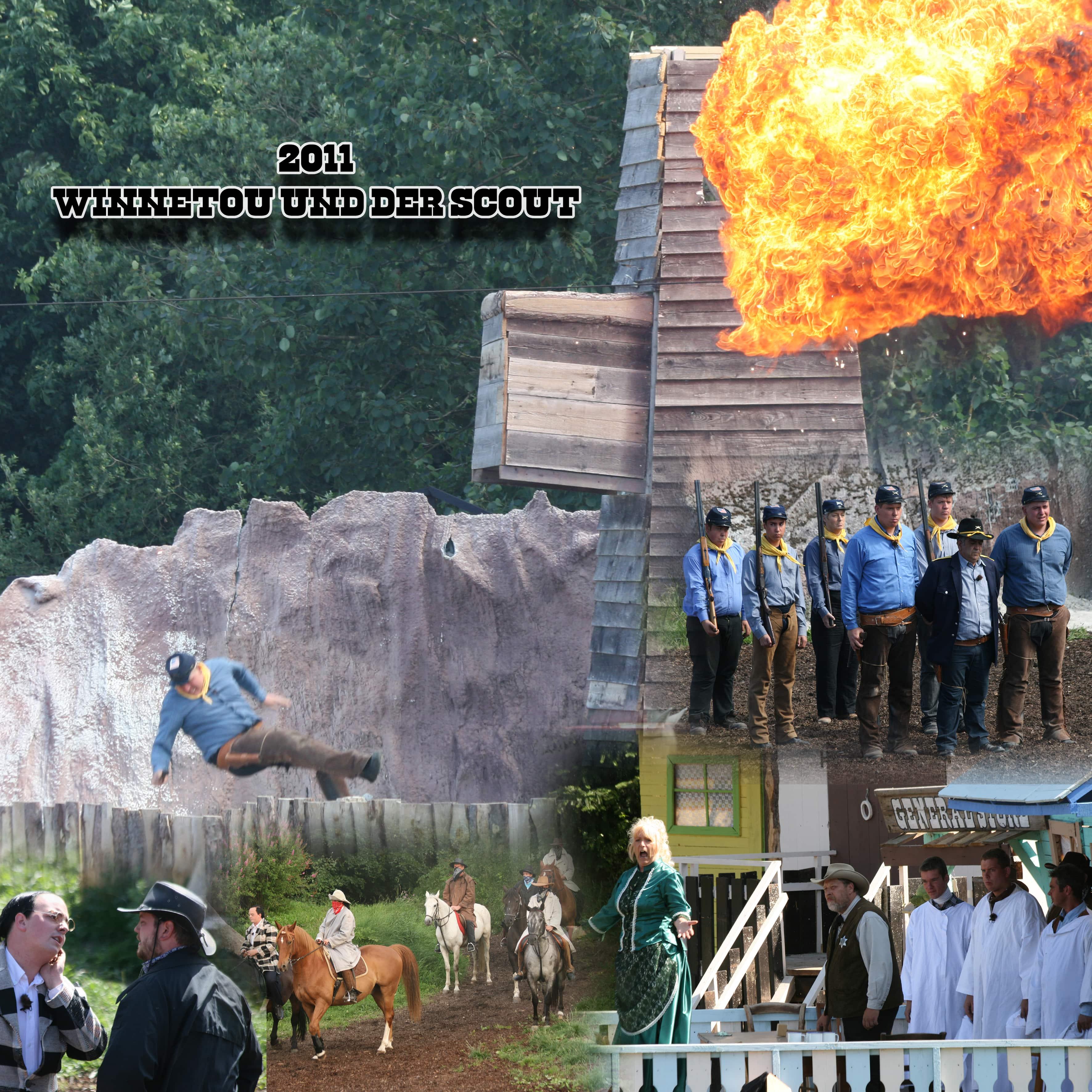 2011 - Winnetou und der Scout