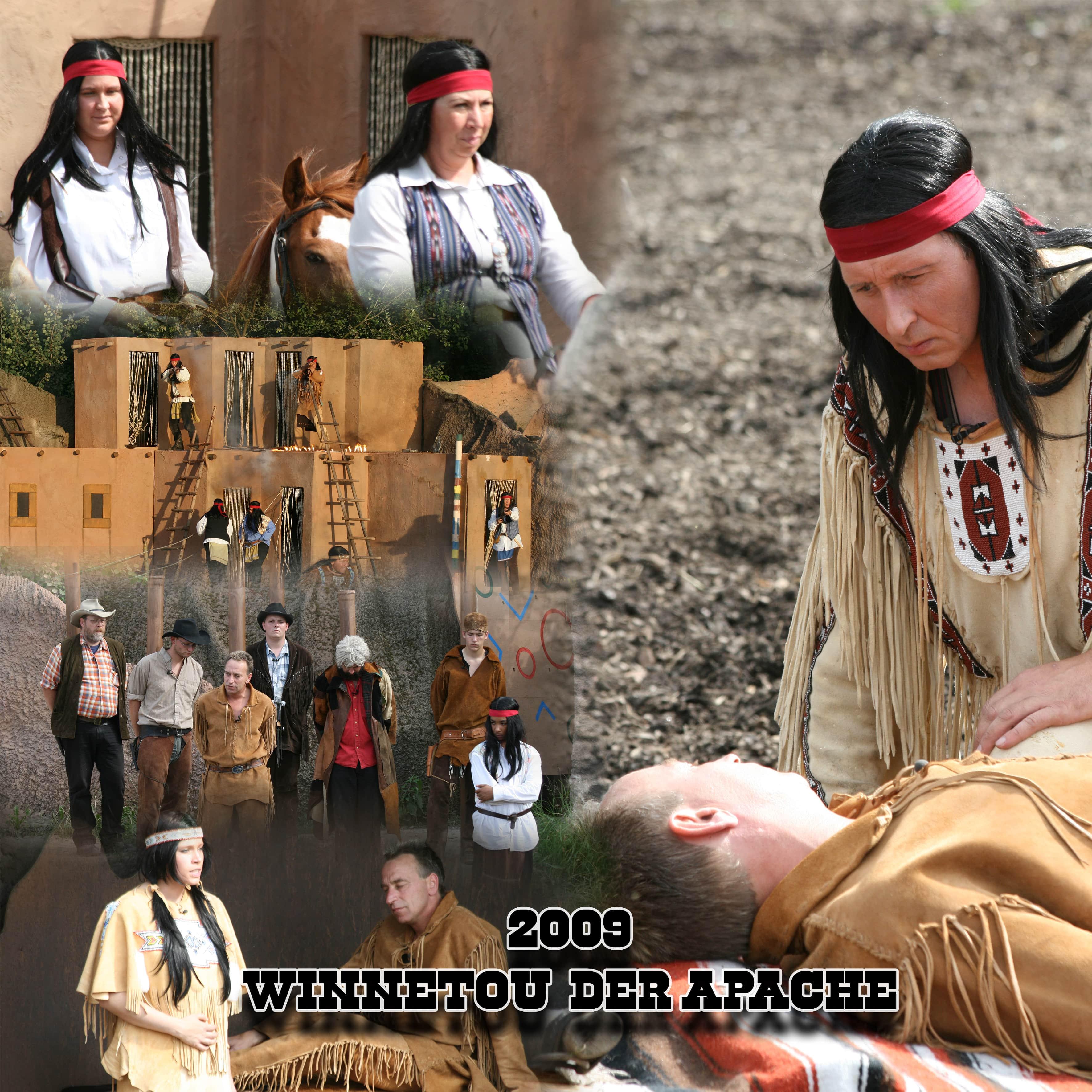 2009 - Winnetou der Apache