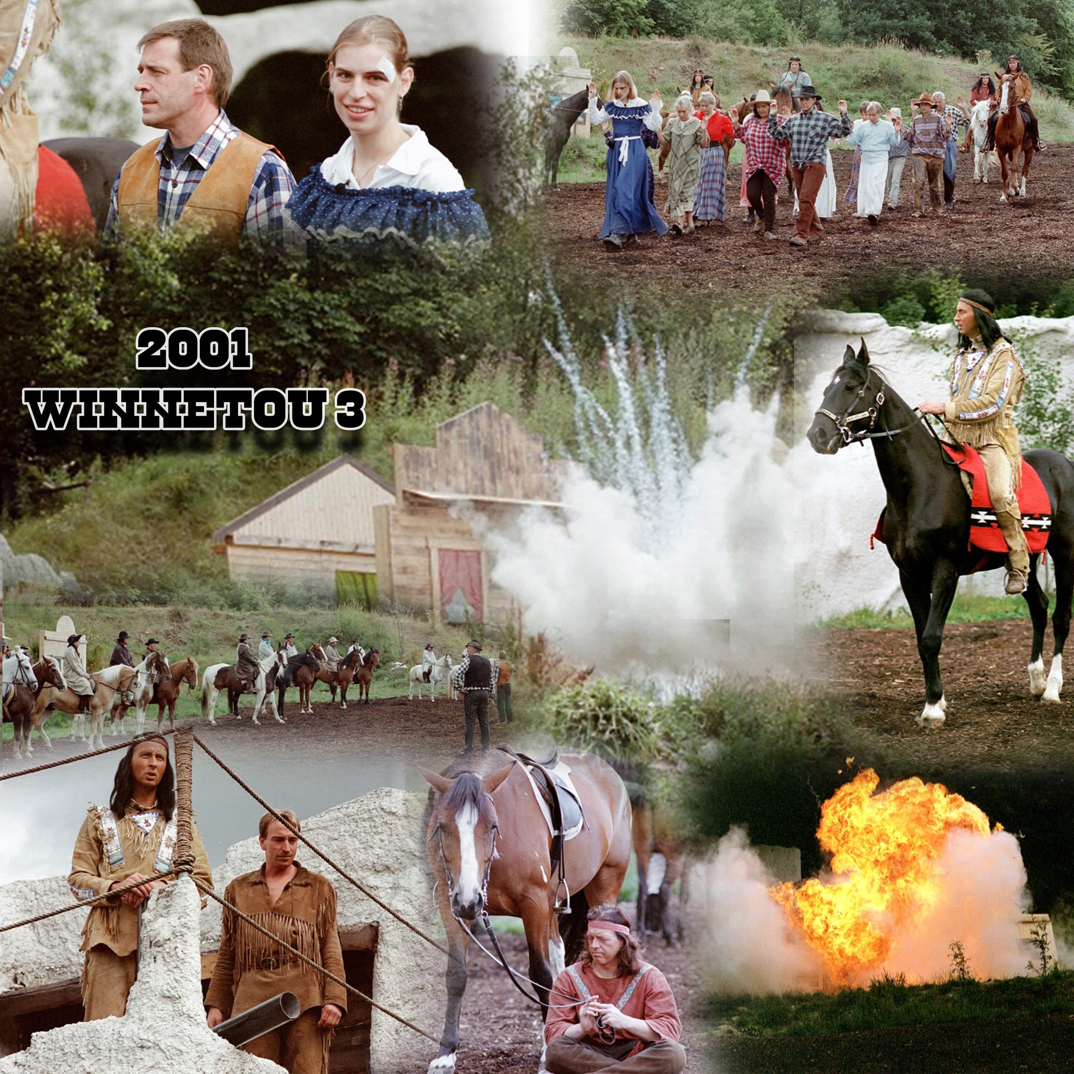 2001 - Winnetou 3