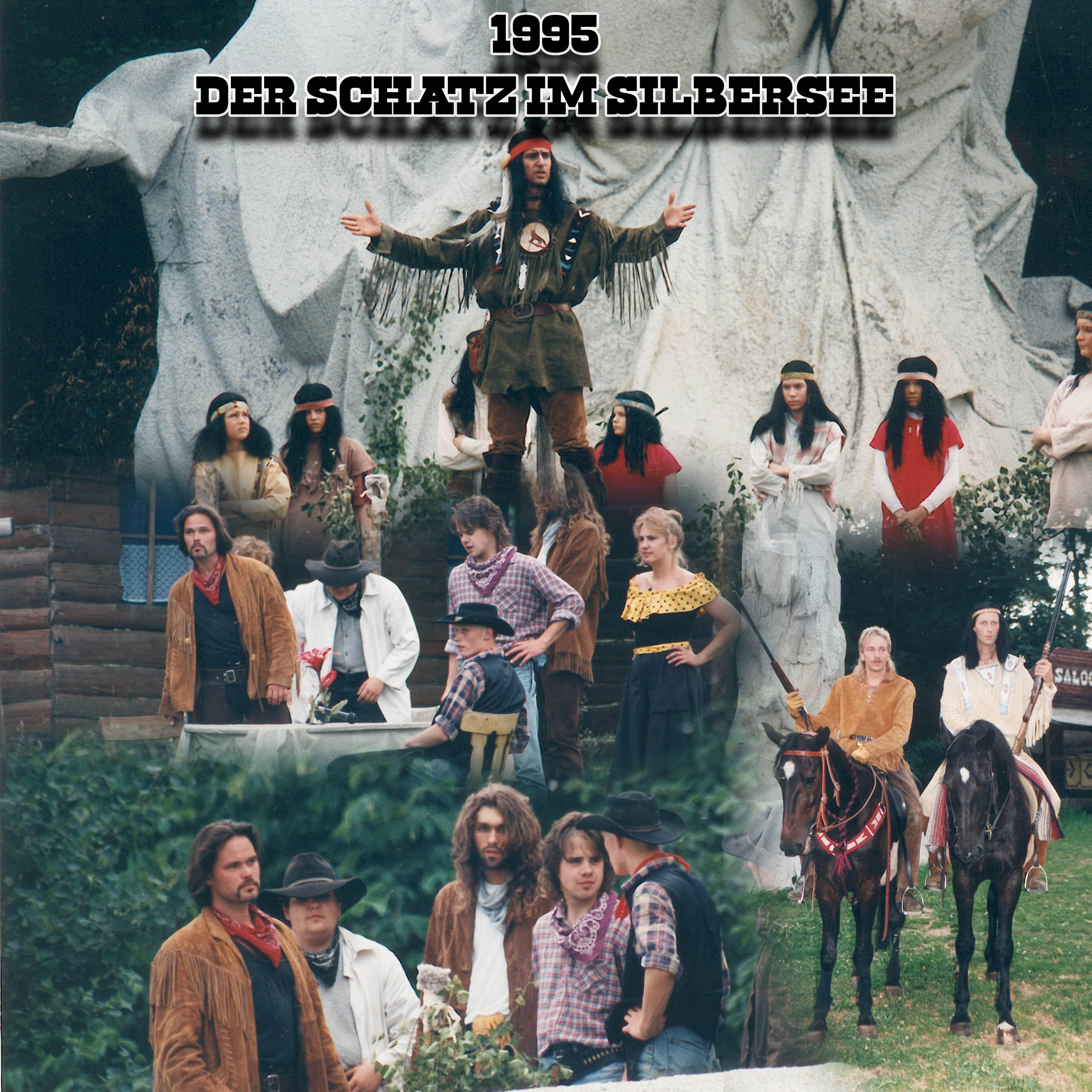 1995 - der Schatz im Silbersee