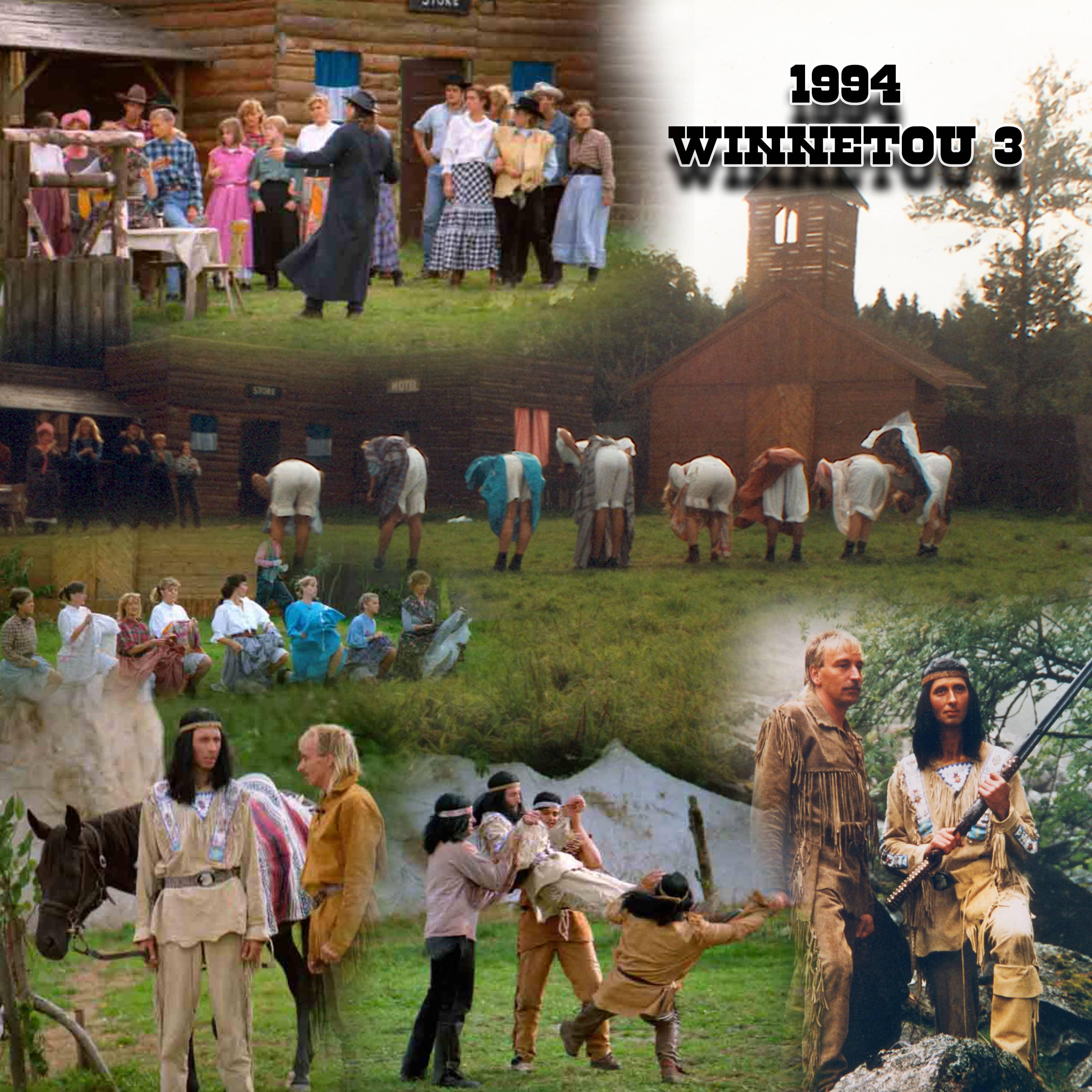 1994 - Winnetou 3
