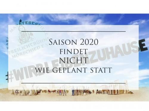 Update zur Saison 2020