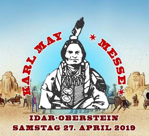 Karl May Messe am 27.04.2019